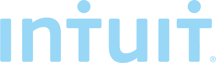 Intuit logo - rent and accounting